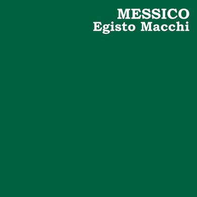Egisto Macchi MESSICO Vinyl Record