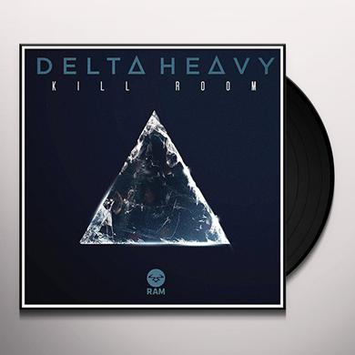 Delta Heavy KILL ROOM / BAR FIGHT Vinyl Record
