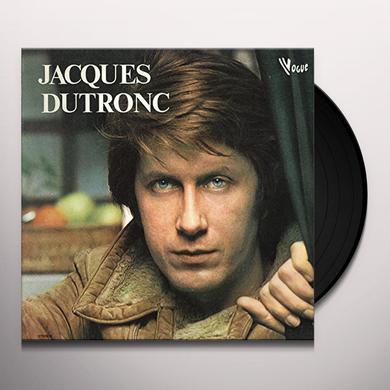 Jacques Dutronc GENTLEMAN CAMBRIOLEUR Vinyl Record