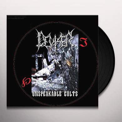 Deviser UNSPEAKABLE CULTS Vinyl Record
