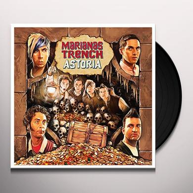 Marianas Trench ASTORIA Vinyl Record - Canada Import