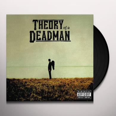 THEORY OF A DEADMAN Vinyl Record