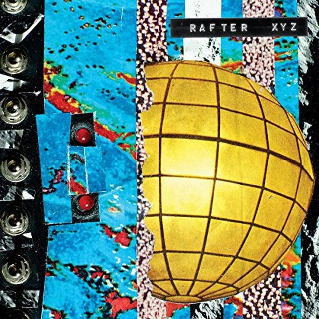 Rafter XYZ Vinyl Record - Canada Import