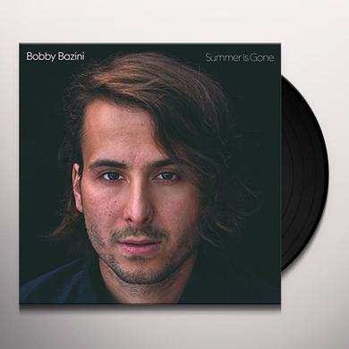 Bobby Bazini SUMMER IS GONE Vinyl Record