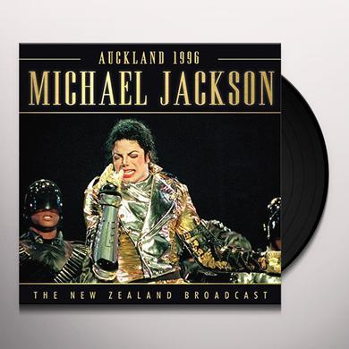 Michael Jackson AUKLAND 1996 Vinyl Record - Canada Release