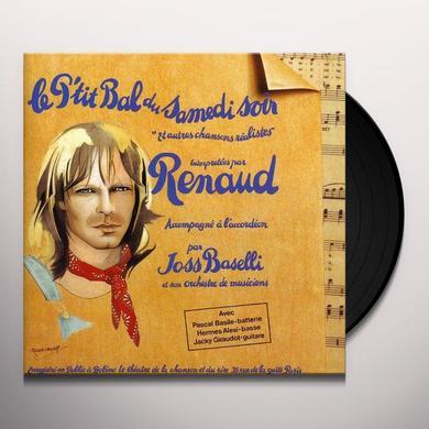 Renaud LIVE PTIE BAL DU SAMEDI SO Vinyl Record
