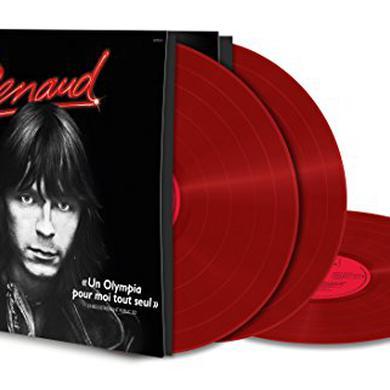 Renaud LIVE UN OLYMPIA POUR Vinyl Record