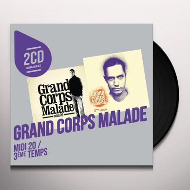 Grand Corps Malade MIDI 20 Vinyl Record