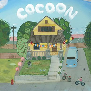 Cocoon WELCOME HOME Vinyl Record - Canada Import