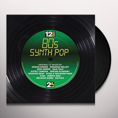 12 INCH DANCE: 80S SYNTHPOP / VARIOUS (UK) 12 INCH DANCE: 80S SYNTHPOP / VARIOUS Vinyl Record