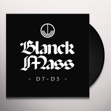 Blanck Mass D7 D5 Vinyl Record