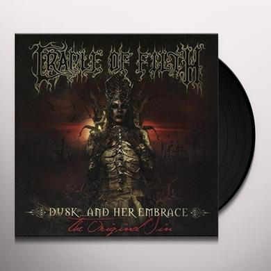 Cradle Of Filth DUSK & HER EMBRACE: ORIGINAL SIN Vinyl Record