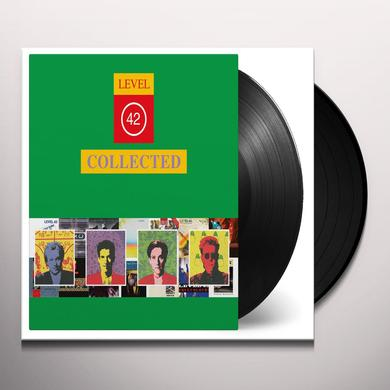 Level 42 COLLECTED Vinyl Record - Holland Import