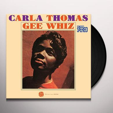 Carla Thomas GEE WHIZ Vinyl Record - Holland Import