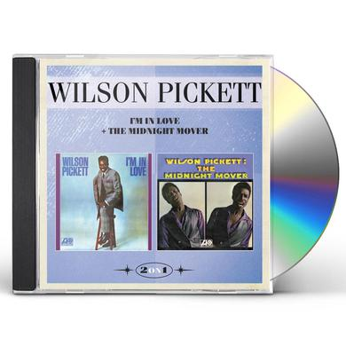 Wilson Pickett I'M IN LOVE & THE MIDNIGHT MOVER CD