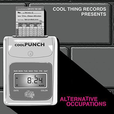 Cool Thing Records Presents ALTERNATIVE OCCUPATIONS Vinyl Record