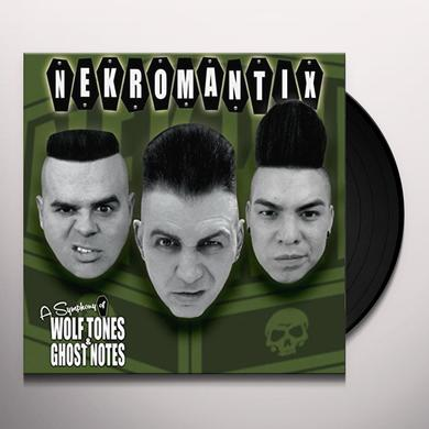 Nekromantix SYMPHONY OF WOLF TONES & GHOST NOTES Vinyl Record - UK Import