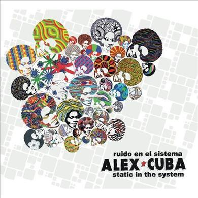 Alex Cuba STATIC IN THE SYSTEM Vinyl Record