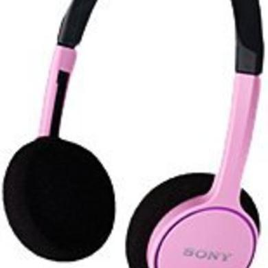SONY KID'S HEADPHONES PINK