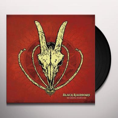 BLACK RAINBOWS CARMINA DIABOLO Vinyl Record