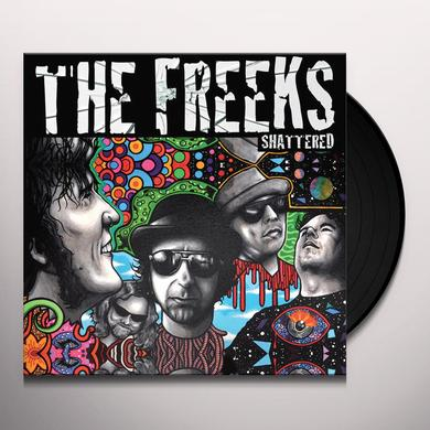 Freeks SHATTERED Vinyl Record