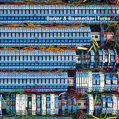 Barker & Baumecker TURNS Vinyl Record