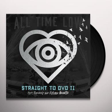 All Time Low STRAIGHT TO DVD II: PAST PRESENT & FUTURE HEARTS Vinyl Record