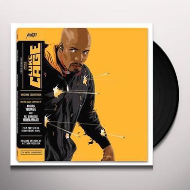 Adrian Younge / Ali Shaheed Muhammad LUKE CAGE / O.S.T. Vinyl Record