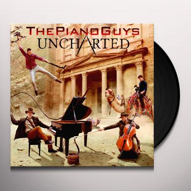 PIANO GUYS UNCHARTED Vinyl Record