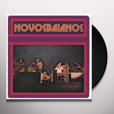 NOVOS BAIANOS Vinyl Record