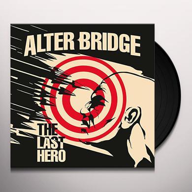 Alter Bridge LAST HERO (WHITE VINYL) Vinyl Record
