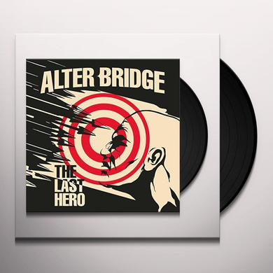 Alter Bridge LAST HERO (WHITE VINYL) Vinyl Record