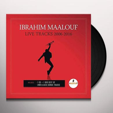 Ibrahim Maalouf LIVE TRACKS 2006 H41/ 2016 Vinyl Record - UK Import
