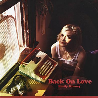 Emily Kinney BACK ON LOVE Vinyl Record