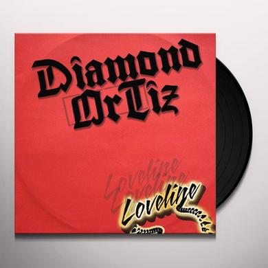 DIAMOND ORTIZ LOVELINE Vinyl Record