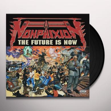 Non Phixion FUTURE IS NOW Vinyl Record