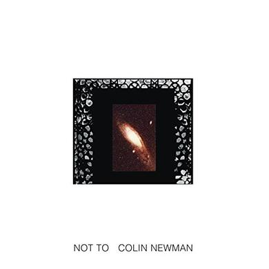 Colin Newman NOT TO Vinyl Record