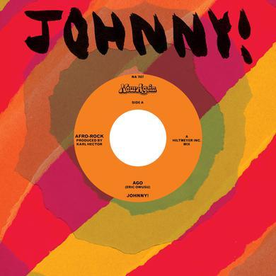 Johnny AGO /AGO INSTRUMENTAL Vinyl Record