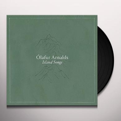 OLAFUR ARNALDS ISLAND SONGS Vinyl Record