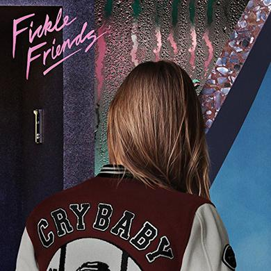 Fickle Friends CRY BABY / CRY BABY (HONNE REMIX) Vinyl Record