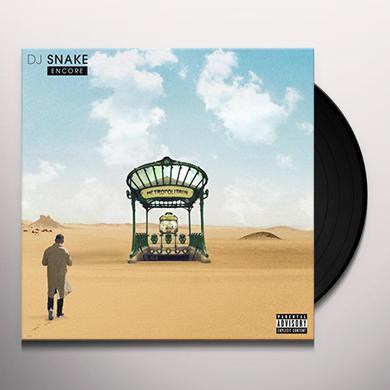 DJ Snake ENCORE Vinyl Record