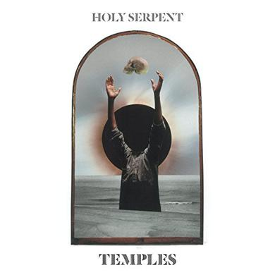 HOLY SERPENT TEMPLES Vinyl Record