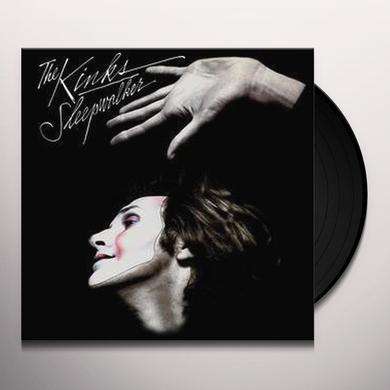 Kinks SLEEPWALKER Vinyl Record