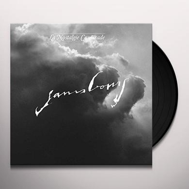 Serge Gainsbourg LA NOSTALGIE CAMARADE Vinyl Record
