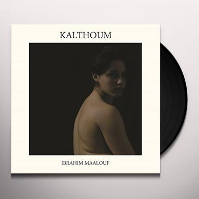 Ibrahim Maalouf KALTHOUM Vinyl Record