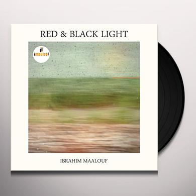 Ibrahim Maalouf RED & BLACK LIGHT Vinyl Record