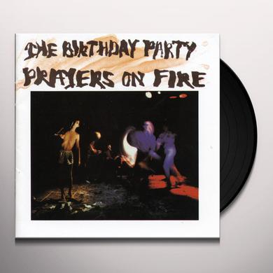 Birthday Party PRAYERS ON FIRE Vinyl Record