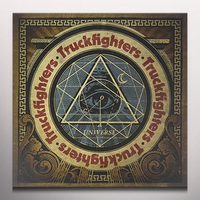 Truckfighters UNIVERSE (CLEAR VINYL) Vinyl Record