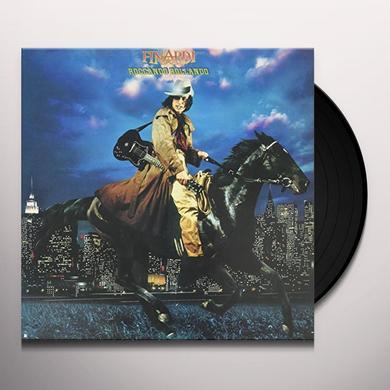 Eugenio Finardi ROCCANDO ROLLANDO Vinyl Record