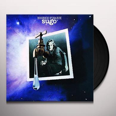 Eugenio Finardi SUGO Vinyl Record